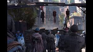 Dying Light 2 Ps4 Gameplay Dying Light 2 Gameplay Demo E3 2018 Ps4 Xbox One Pc