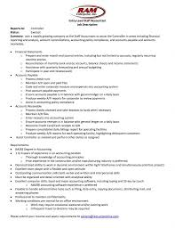 Resume Example For Accounting Position Resume Example For Accounting Position Examples of Resumes 21