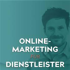 Onlinemarketing für Dienstleister