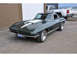 1967 Chevrolet Corvette Stingray for Sale   ClassicCars.com   CC ...
