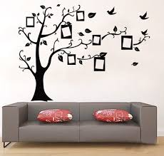 us stock family tree wall decal sticker vinyl photo picture frame removable