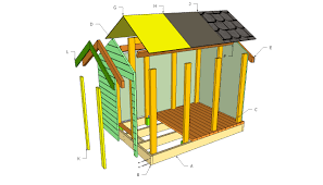 house plan 31 free diy playhouse plans to build for your kids secret hideaway kids