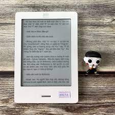 Máy Nhật Cũ] Máy Đọc Sách Kobo Touch code 99602