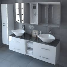 wall mounted double vanity. Unique Mounted Tilly Sonix 1500 Glass Top Wall Hung Double Vanity Unit Inc Triangle  Counter Basins Intended Mounted W