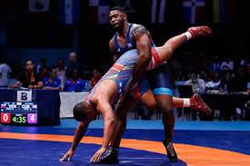 Cuba en quinto puesto de Copa del Mundo de lucha libre masculina