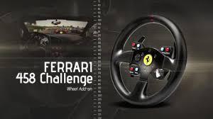 Ferrari 458 italia yarış direksiyonunu taktıktan sonra thrustmaster quick release (12) aygıtının üzerinde bulunan küçük montaj vidasına ulaşmak için direksiyonu 180° (direksiyona bakarken ferrari logosu baş. Tx Racing Wheel Ferrari 458 Italia Edition Xbox One Gamestop