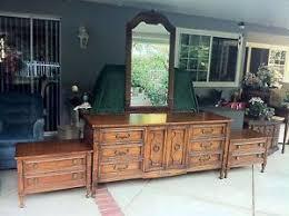 set dresser four piece drexel francesca heritage bedroom set dresser