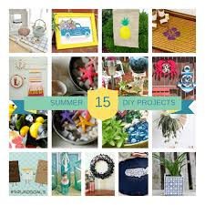 15 creative summer diy projects for your home our crafty mom sumiyideas summerprojects