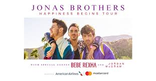 Jonas Brothers Announce First North American Headline Tour