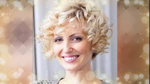 Curly Short Hairstyles For Older Women 2018 2019 Fashion For All