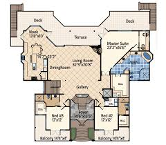 dream house floor plans. Contemporary Dream Ocean Dream House Plan 31809DN Architectural Designs And Floor Plans