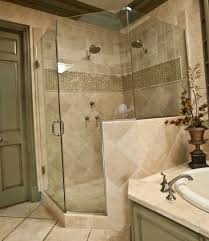master bathroom shower tile. Minimalistshower Decoration Ideas Tub Shower Tile Half Hexagonal Glass Space Decorated Chandelier Tiny White Door Size Inside Mosaic Master Bathroom