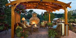 landscaping backyard ideas the home