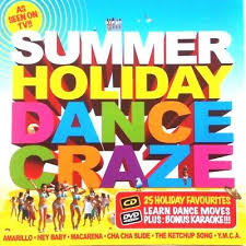 Childrens Dvd Chart Summer Holiday Dance Party 1 X Cd Dvd Childrens Kids