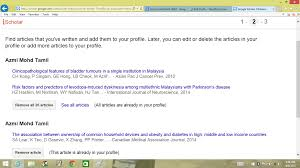 Google Scholar Citations For Ppukm Lecturers Ppukm
