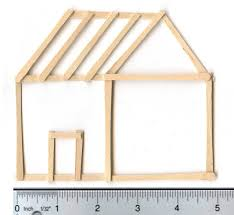 popsicle stick house lesson plan house and home design
