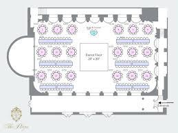 Wedding Reception Seating Arrangements Layout Chart Pros