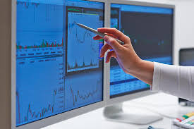 Chart Reading For Intraday Trading Reading Bar Candlestick And Line Day Trading Charts