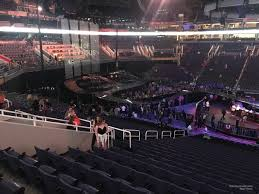Talk Stick Arena Seating Chart Talking Stick Resort Arena Section 114 Concert Seating