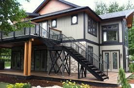 glass railing picket railings glass railing railings with wood grain finish