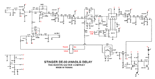 wiring diagram dod chorus pedal wiring diagram and schematic geo 39 s effects schematics