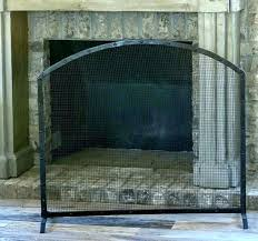 large fireplace screens fireplace screens spark guards fire at ace hardware large single panel fireplace screens