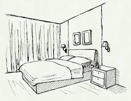 Simple Bedroom Drawing Youtube Brilliant Room Pencil Drawing Bedroom