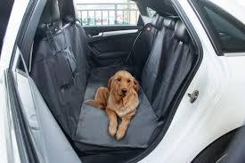 miu pet waterproof hammock dog seat cover
