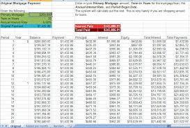 Amortization Table Mortgage Excel Car Loan Amortization Schedule Excel Download Payment Template In