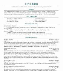 Sample Resume For Baker Production Worker Resume Sample This Is