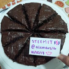 Steemit Culinary Challenge 44 The Best Chocolate Cake Ever Made