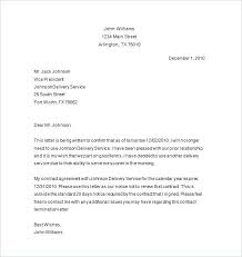 Sample Layoff Letter Letter Of Cancellation 2 Termination For Non Performance