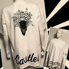 Размер l <b>Crooks &</b> Castles обычного размера <b>футболки</b> для мужчин