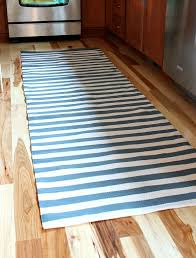 amazing of striped kitchen rug runner a painter and dash albert rug a kitchen update the inspired