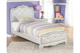 Zarollina 2-Piece Twin Upholstered Bed | Ashley Furniture ...