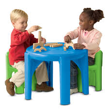 bright n bold table chairs set