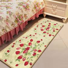 kitchen strawberry kitchen rug strawberry themed kitchen decor strawberry items for the home padded kitchen rugs