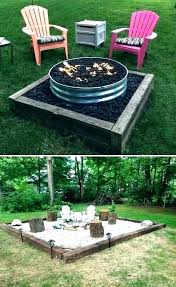 building a fire pit with bricks fire pit ideas with bricks homemade bricks for outdoor fire