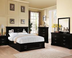 Bedroom Bedroom Sets Queen Black Bedroom Furniture Direct King And