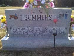 Floyd Raymond Summers (1913-2002) - Find A Grave Memorial