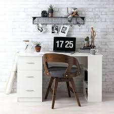 white desk home office. White Desk Home Office Medium Size Of Corner Desks For With Drawers Luxor Gloss I
