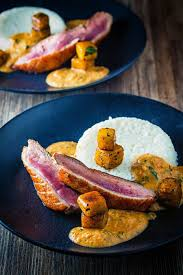 Deconstructed Thai Duck Curry with Pineapple | Recipe | Duck curry, Duck  recipes, Crispy duck recipes