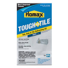 tough as tile white high gloss tub and tile resurfacing kit actual net contents