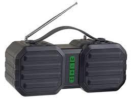 <b>Колонка Perfeo</b> Stand <b>Black</b> Green PF A4330 - Чижик
