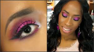 makeup ideas for dark skin simple party tips black women to look gorgeous