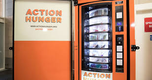 Man Vs Vending Machine Best A Vending Machine For Homeless People Could Be The Way Forward
