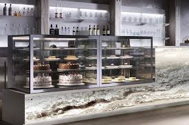 pastry deli striking and functional display cases