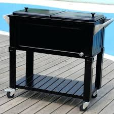 ice chest cart quart cooler ice chest go kart ice chest cart patio cooler