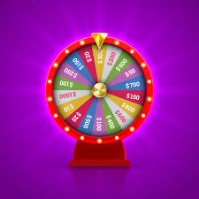 Premium Vector | Wheel of fortune roulette for gambling lottery game.