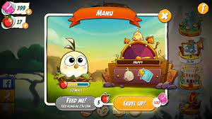 Jungtiere – Angry Birds 2